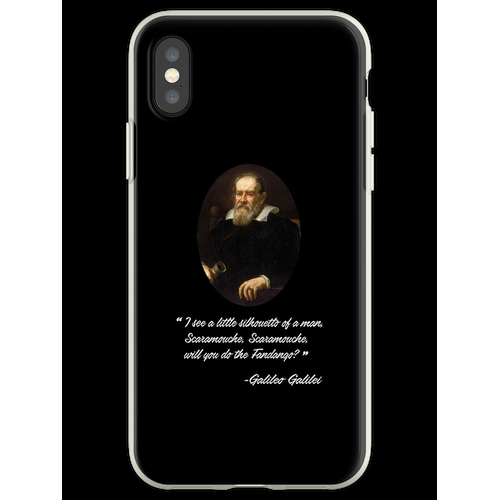 Galileo Galileo Flexible Hülle für iPhone XS