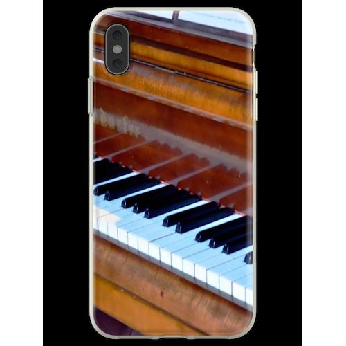 Bosendorfer Klavier 1914 Flexible Hülle für iPhone XS Max