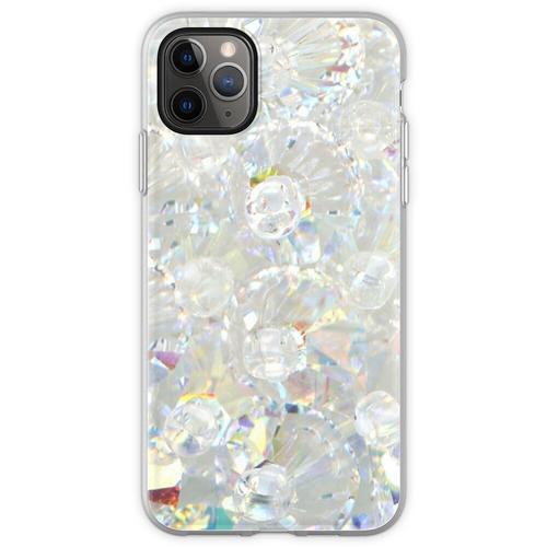 Kristalle Kristalle ......... Flexible Hülle für iPhone 11 Pro Max