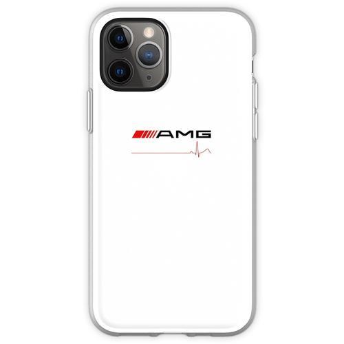 Fahrleistung AMG Flexible Hülle für iPhone 11 Pro