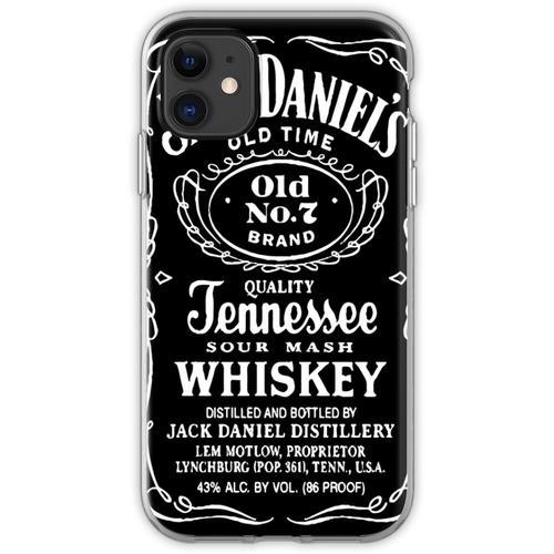 Spirituosen Alkohol Spirituosen Flexible Hülle für iPhone 11