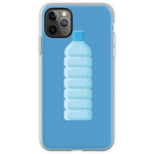 Plastikflasche Flexible Hülle für iPhone 11 Pro Max