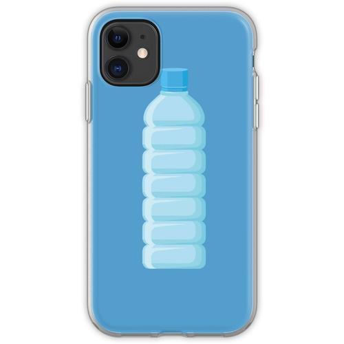 Plastikflasche Flexible Hülle für iPhone 11