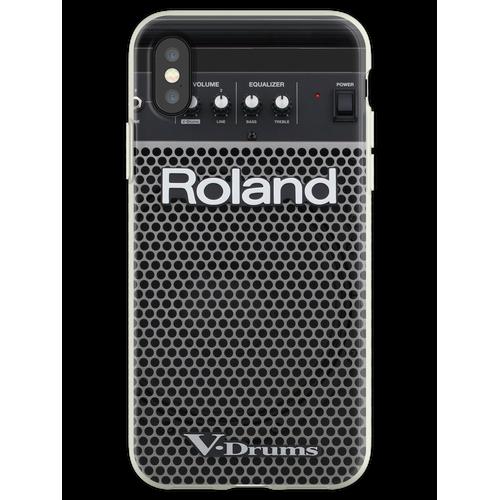 Roland Gitarrenverstärker Flexible Hülle für iPhone XS