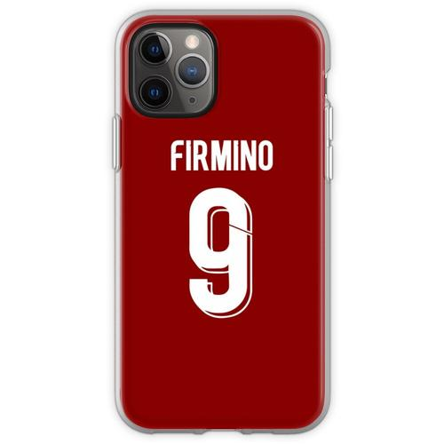 Firmino Liverpool Trikot 19/20 Flexible Hülle für iPhone 11 Pro