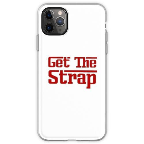 Hol dir den Riemen Flexible Hülle für iPhone 11 Pro Max
