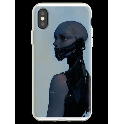 Silikonkopf Flexible Hülle für iPhone XS
