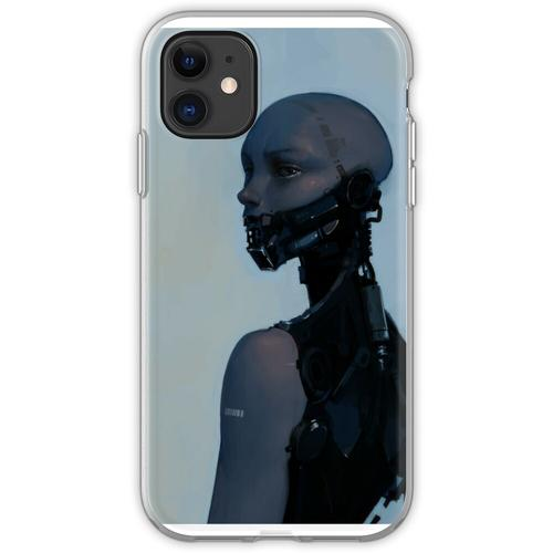 Silikonkopf Flexible Hülle für iPhone 11