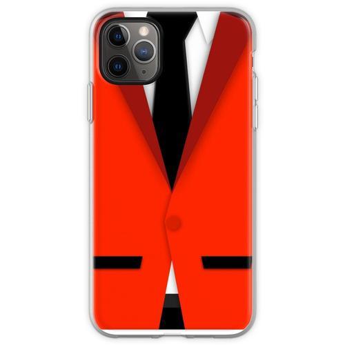 Jersey Jungen Anzug Flexible Hülle für iPhone 11 Pro Max