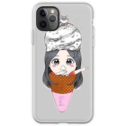 Olivia Hye Eiscreme Flexible Hülle für iPhone 11 Pro Max