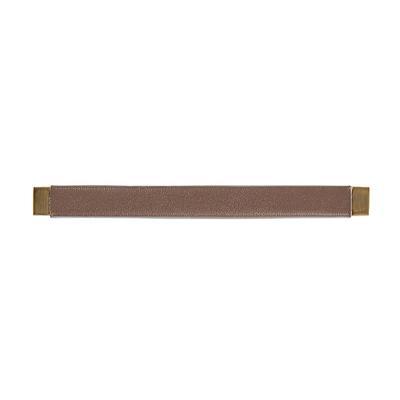 "Leather Cabinet Pull 4"" - Ballard Designs"