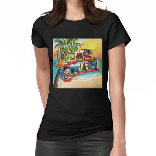 grüße von jake owen 2019 2020 akimcoka Frauen T-Shirt