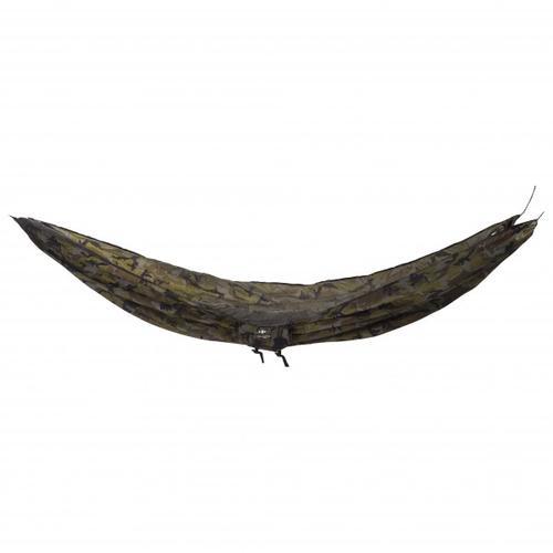 Amazonas - Hängematte Travel Set - Hängematte schwarz/braun/oliv