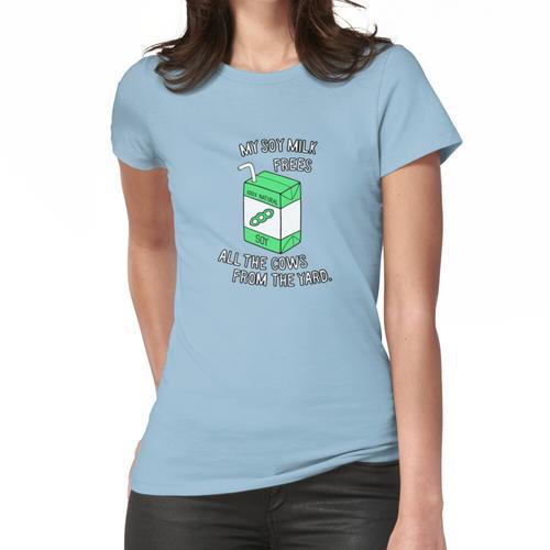 Meine Sojamilch Frauen T-Shirt