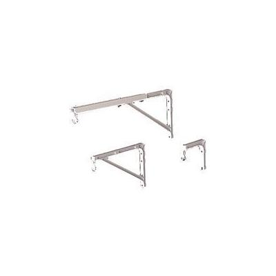 Da-Lite Mounting Brackets Model No.6 - wall mount bracket - 2 PACK