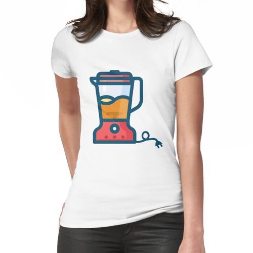 Elektro-Mixer Frauen T-Shirt