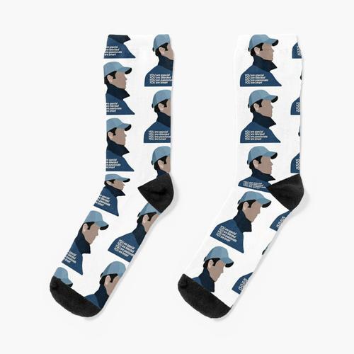 Joe Goldberg DU Socken