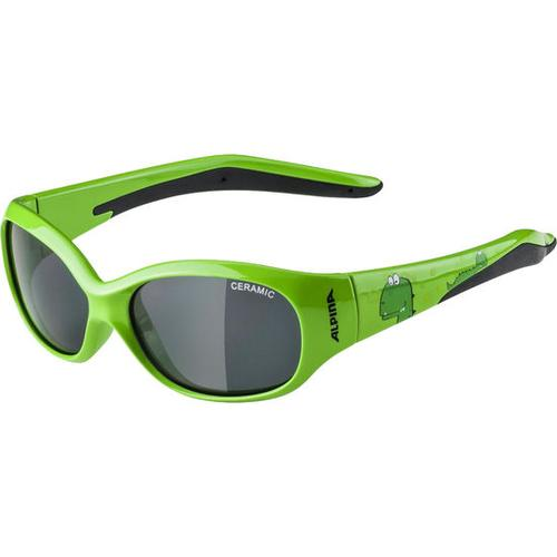 Sonnenbrille Flexxy Kids, grün