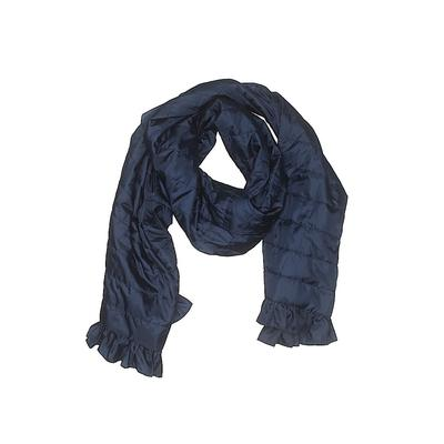 Aerie Scarf: Blue Solid Accessories