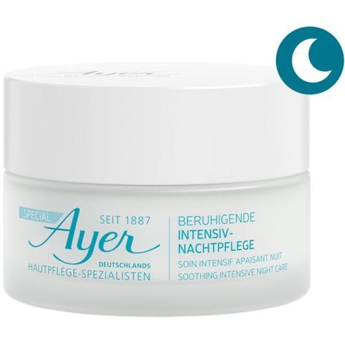 Ayer Special Beruhigende Intensiv-Nachtpflege 50 ml Nachtcreme