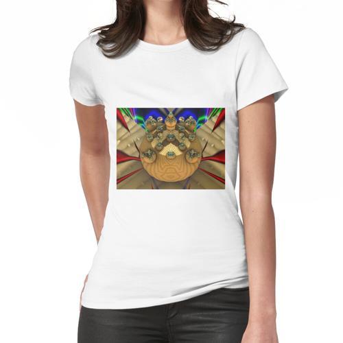 Elektrische Stiefel, ein Mohair-Anzug Frauen T-Shirt