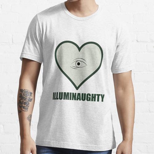 The Illuminary (Illuminati Wortspiel) Essential T-Shirt