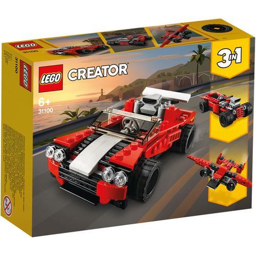 LEGO® Creator 31100 Sportwagen, bunt