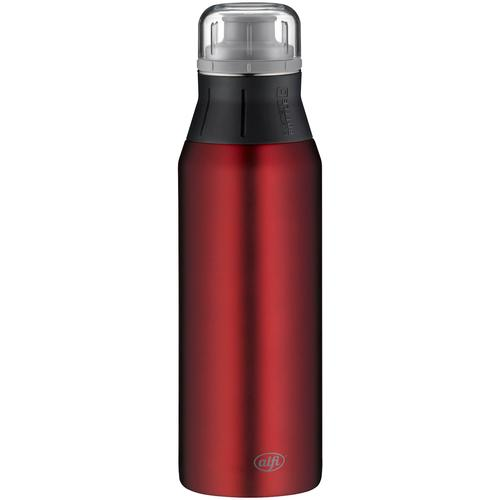 Alfi Trinkflasche Pure, Edelstahl rot Aufbewahrung Küchenhelfer Haushaltswaren