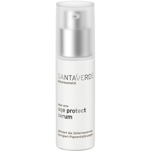 Santaverde Age Protect Serum 30 ml Gesichtsserum
