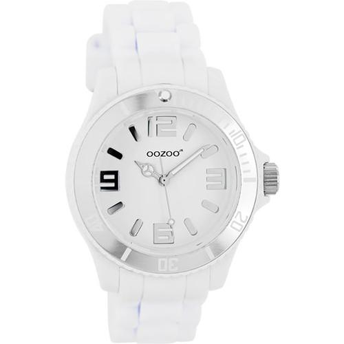 Armbanduhr Oozoo, weiß