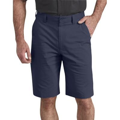 """Dickies Men's 11"""" Cooling Temp-Iq® Performance Hybrid Utility Shorts - Ink Navy Size 42 (SR601)"""