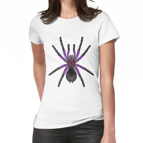 Vogelspinne Pamphobeteus machala Tarantel Geschenk Frauen T-Shirt