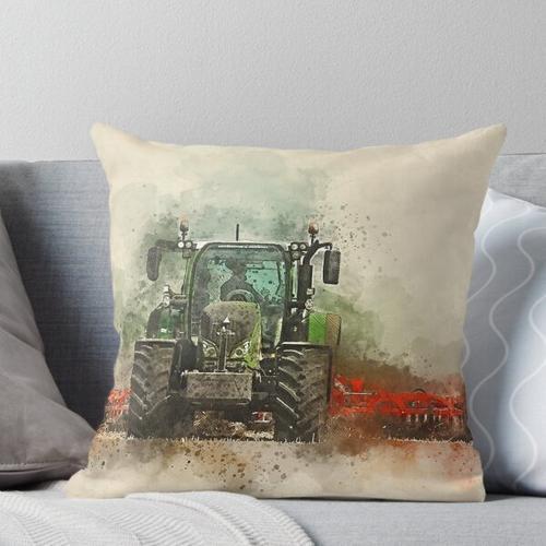 Pfropfen von Fendt Traktor Kissen