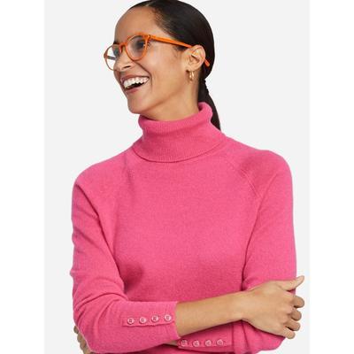 J.McLaughlin Women's Lansing Readers Orange Solid, Size 2.5