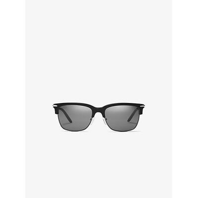 Michael Kors Lincoln Sunglasses Black One Size