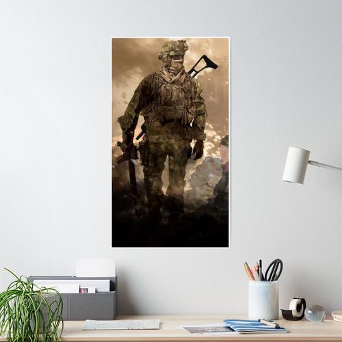 MW2 Nostalgie Poster