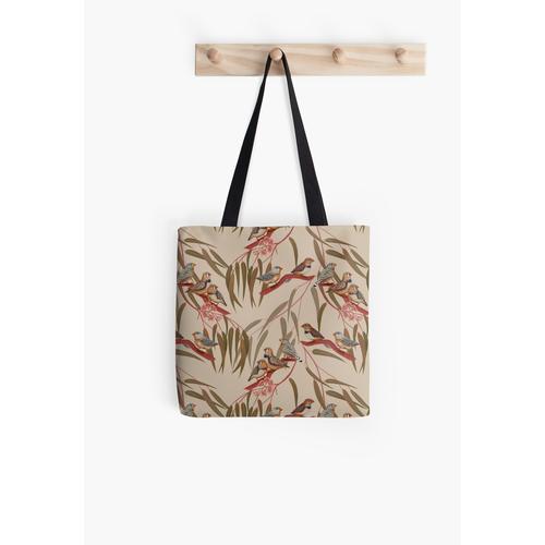 Zebrafinken Tasche