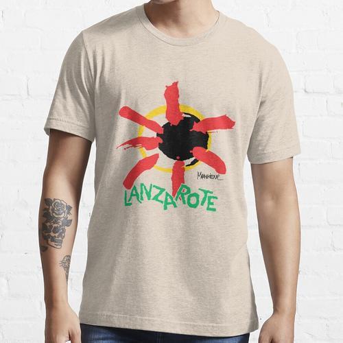 Lanzarote Art Essential T-Shirt