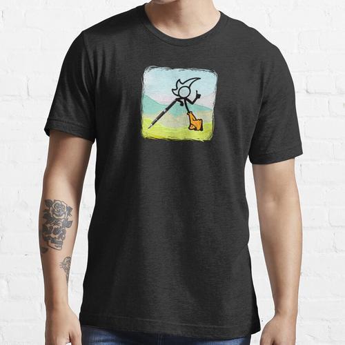 Super ausgefallene Hosen Mann Essential T-Shirt