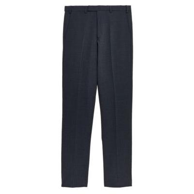 Marks & Spencer The Ultimate Charcoal Slim Fit Trousers - Charcoal - 32-33