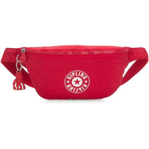 KIPLING Gürteltasche Fresh, Lively Red rot Gürteltaschen Sport- Freizeittaschen Unisex