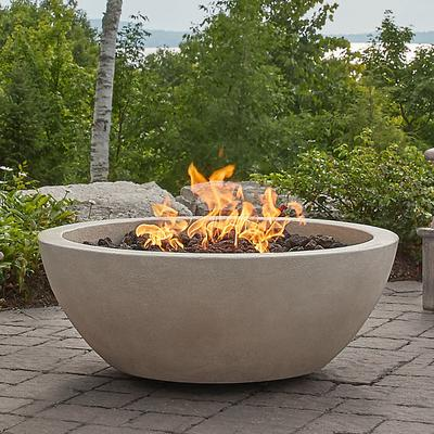 "Eldora 42"" Round Fire Bowl - Ballard Designs"