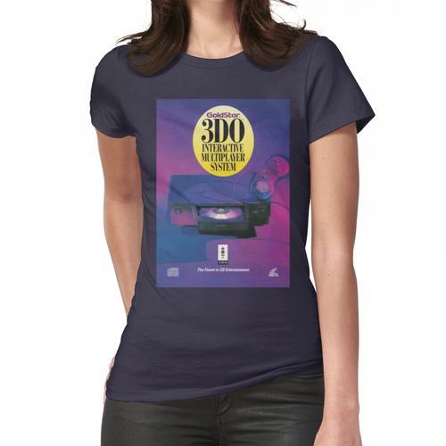 Goldstar 3DO Frauen T-Shirt