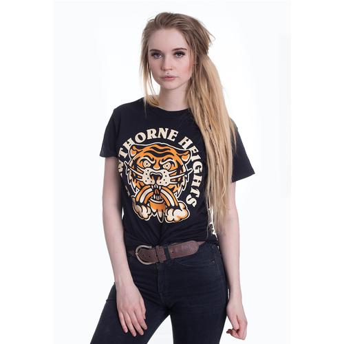 Hawthorne Heights - Tiger - - T-Shirts