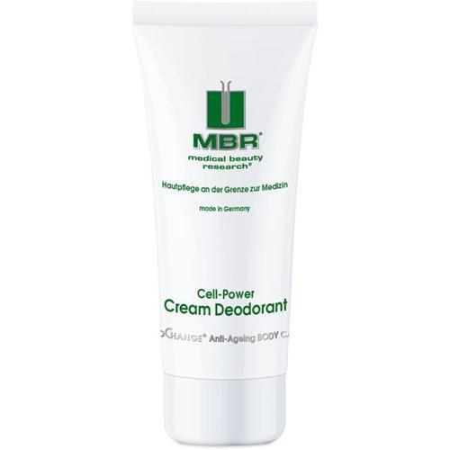 MBR BioChange Anti-Ageing Cream Deodorant 50 ml Deodorant Creme