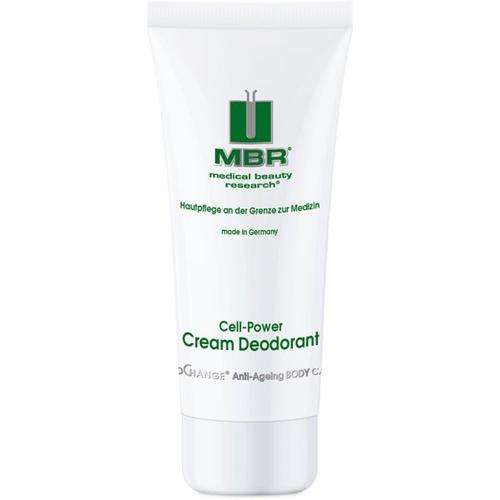 MBR BioChange Anti-Ageing Cream Deodorant 50 ml Deodorant Creme