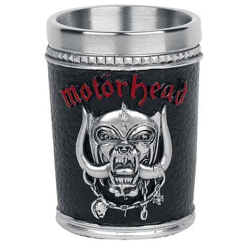 Motörhead Schnapsglas Schnapsglas - multicolor - Offizielles Merchandise