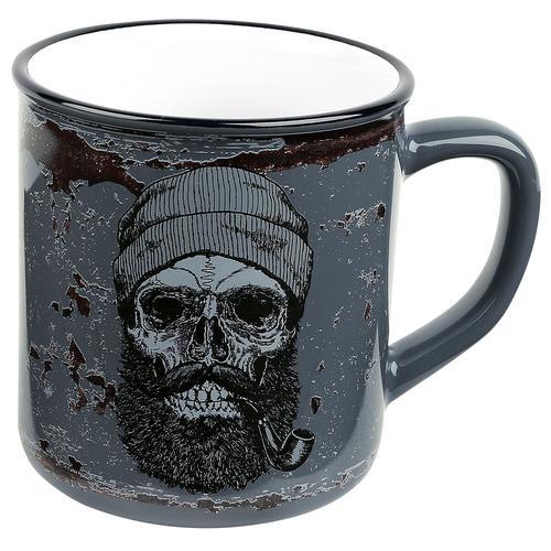 Skull Sailor Skull Tasse - multicolor