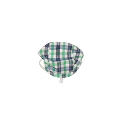 Assorted Brands Hat: Blue Plaid ...