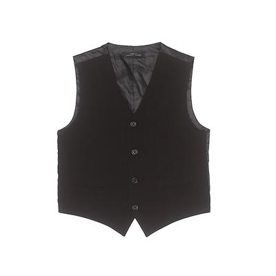 Tuxedo Vest: Black Jackets & Outerwear – Size Medium